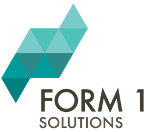 form1 solutions logo